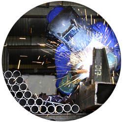 Konstrukcje stalowe produkcja