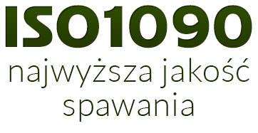 ISO 9010 najwyższa jakośćspawania