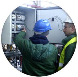 Usługi elektro-automatyka